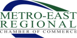 Metro-East Regional Chamber of Commerce Badge