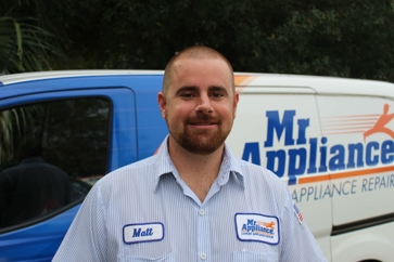 Matt Davis, Mr. Appliance Repair Technician