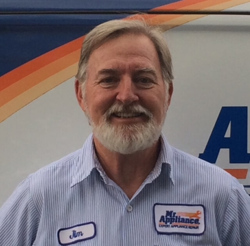 Jim Artell, Mr. Appliance Service Manager
