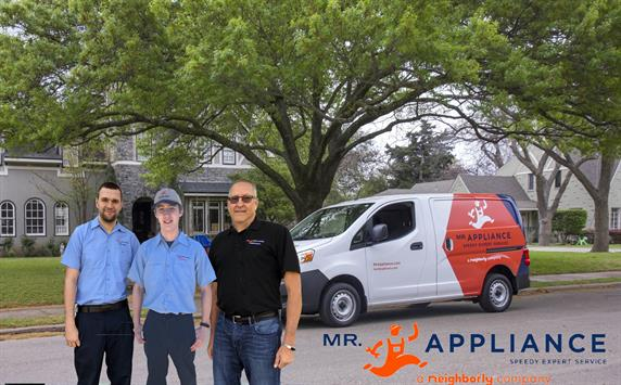 Mr. Appliance of Elyria Team