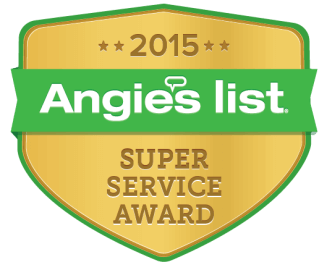 Angie's List Super Service Award Badge