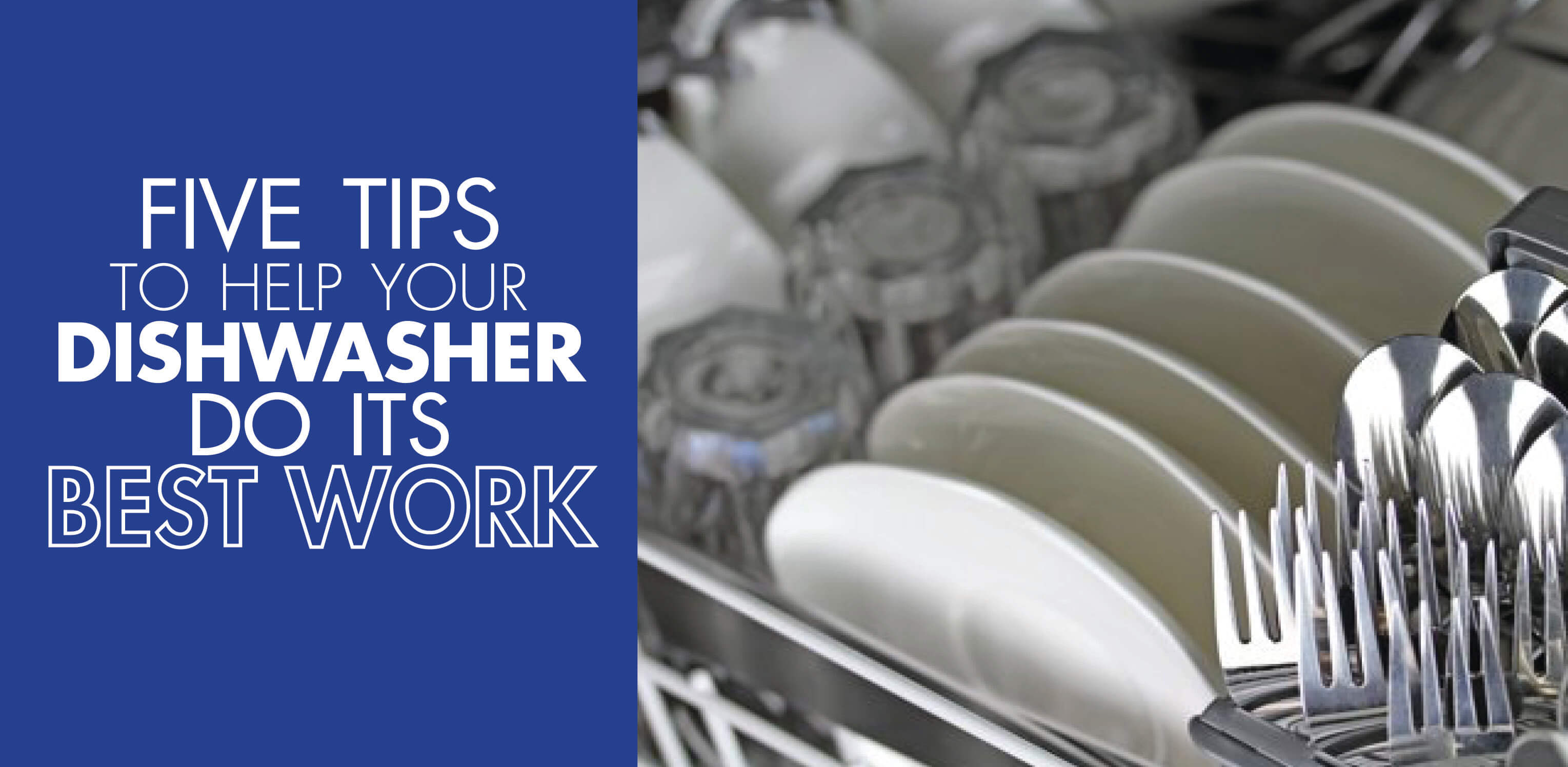 End The Frustration Of Unloading Dirty Dishes