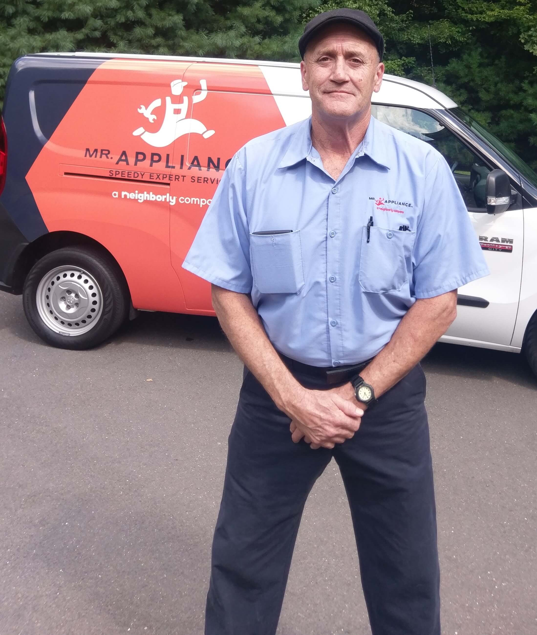Mr. Appliance of West Hartford — Technician
