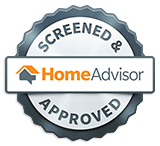 Screened & Home Advisor Approved