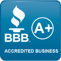 BBB Accredited Business Rated A+