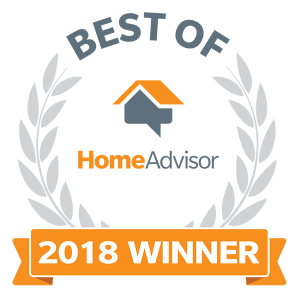 Best of Home Advisor 2018 Winner