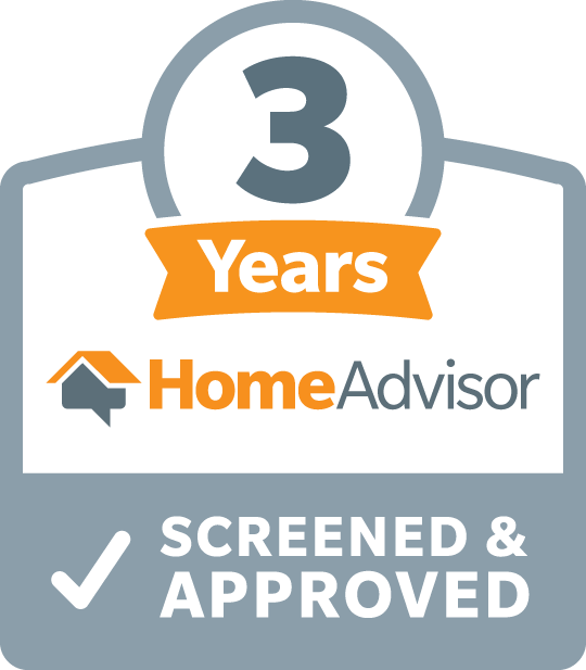 Three Years Home Advisor Screened And Approved