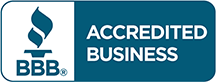 BBB Accredited Business Badge
